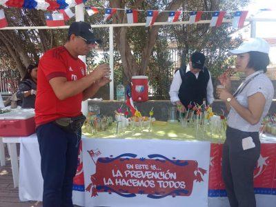Con fiesta criolla promueven campaña de prevención del consumo del alcohol en Huara