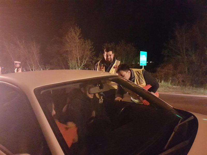 Más de 2.000 controles preventivos a conductores realizó el SENDA junto a Carabineros con dispositivo de ambulancia cero alcohol