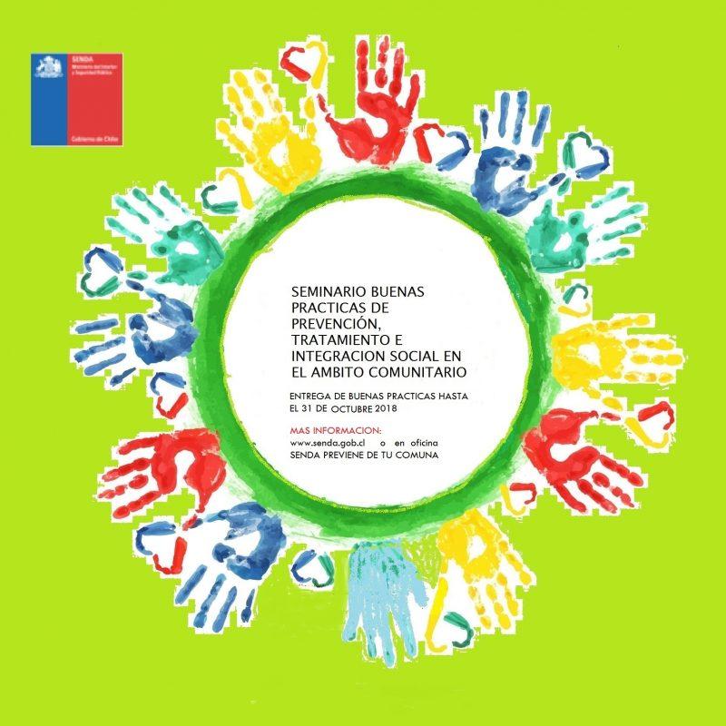 SENDA RM y Cosoc buscan buenas prácticas en prevención, tratamiento e integración social en el ámbito comunitario