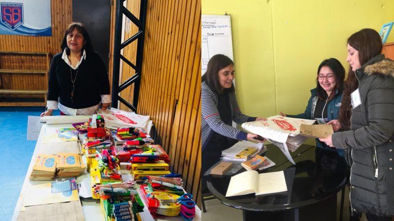 Senda Previene Punta Arenas realizó durante estas Fiestas Patrias diversas actividades de promoción
