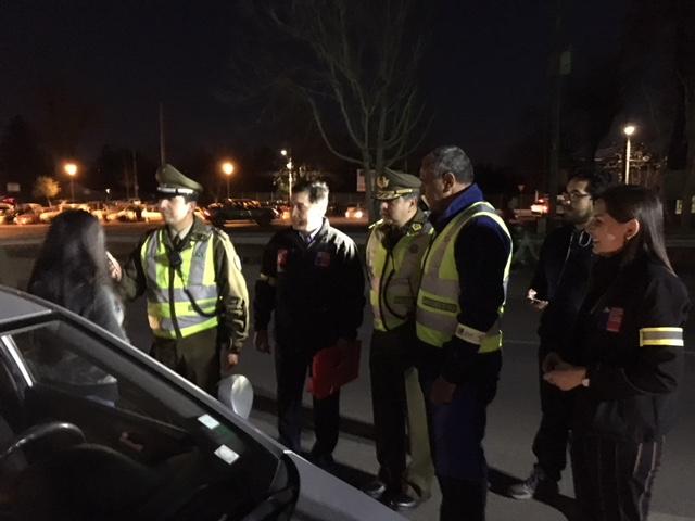 1000 Controles Preventivos a Conductores realizó la ambulancia del SENDA Maule en estas Fiestas Patrias