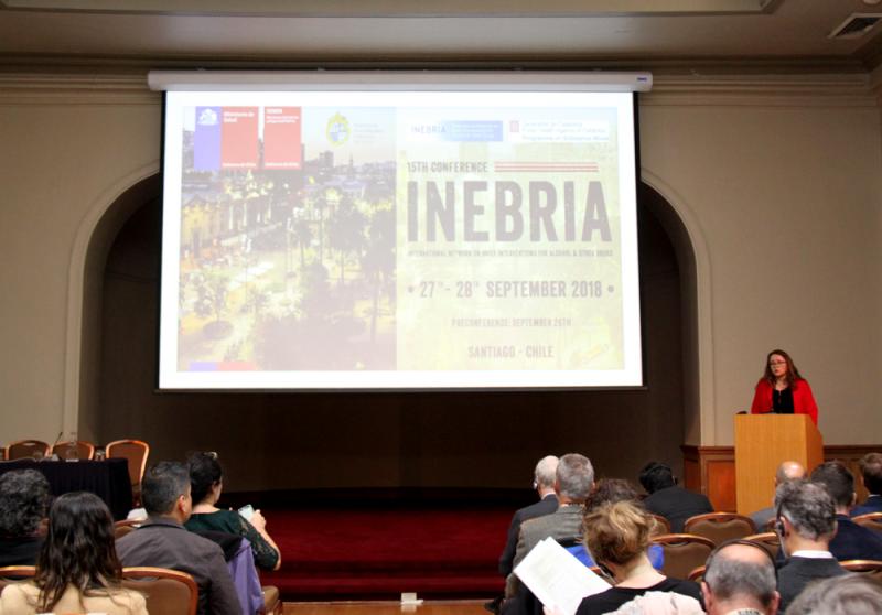 Chile recibe el mayor encuentro mundial sobre intervenciones breves en alcohol