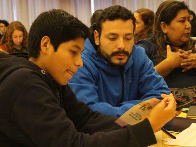 Establecimientos educacionales abordan protocolo de actuación en situaciones de riesgo