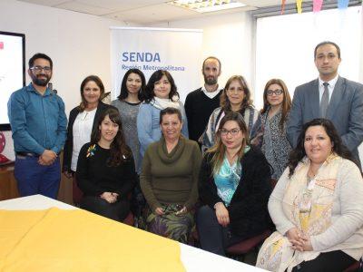 SENDA Metropolitano constituye la primera Mesa de Educación Superior para la prevención del consumo de drogas y alcohol en universitarios