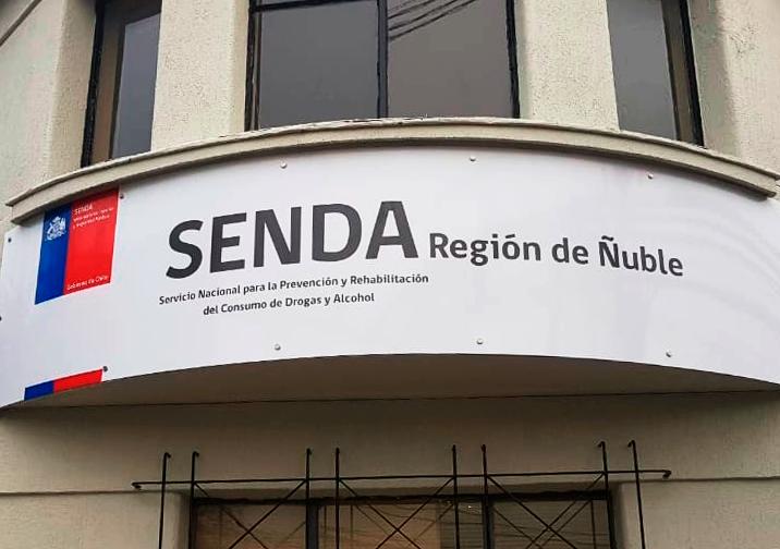 Ñuble parte con potente red de oficinas comunales de SENDA y centros de tratamiento