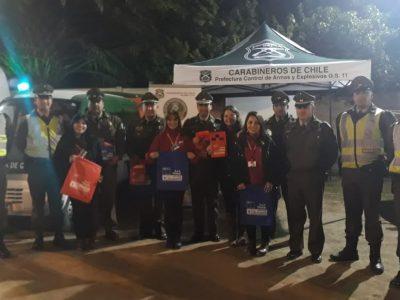 SENDA Previene Talagante participa en Fiesta de la Chilenidad con el objetivo de generar conciencia sobre la importancia de prevenir el consumo de alcohol