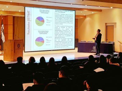 Con gran éxito se realiza el primer encuentro regional de tratamiento de SENDA Biobío