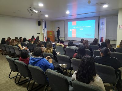 Más de 30 programas de SENAME participan en capacitación de SENDA