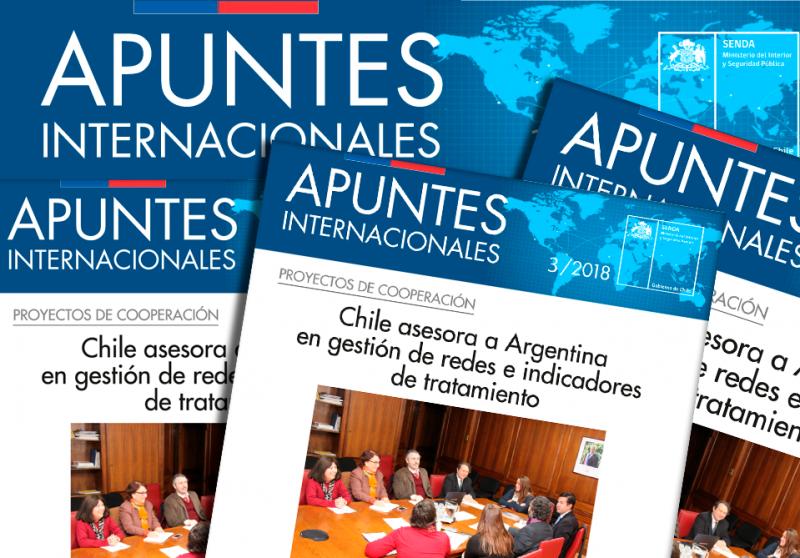 Revisa una nueva edición de Apuntes Internacionales de SENDA
