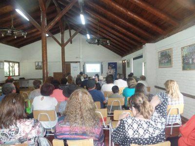 SENDA Previene Maule realizó el 3º seminario de dirigentes promotores de la prevención