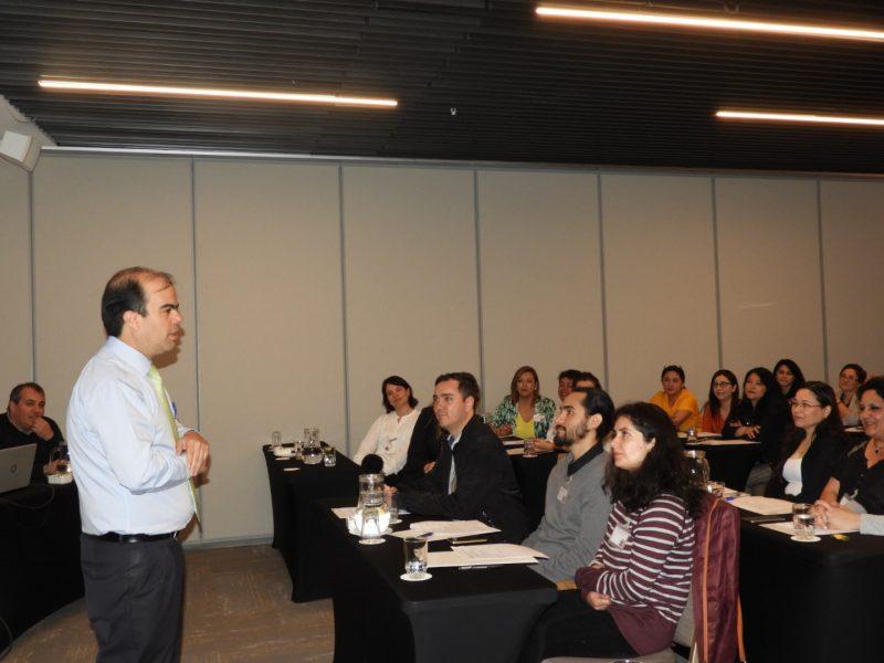 Director de SENDA inauguró capacitación para fortalecer los canales de atención presencial