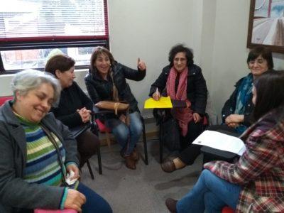 Senda Aysén realizó talleres preventivos a tutoras del Programa Residencia Familiar Estudiantil