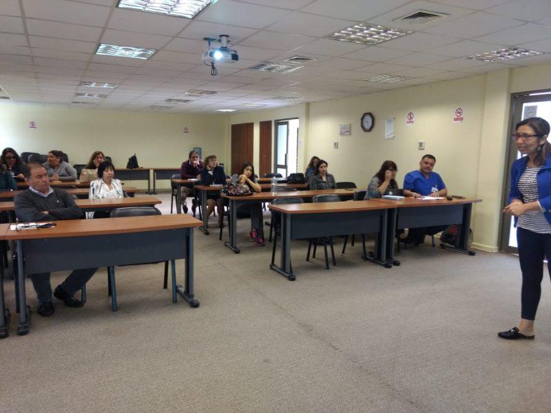OIRS participan en segunda jornada de Integración Social de SENDA Tarapacá