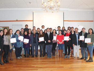 SENDA Los Ríos realizó capacitación en Habilidades Preventivas Parentales