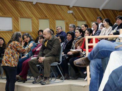 SENDA Aysén Organizó Conversatorios para Prevenir Consumo de Drogas y Alcohol en Niños y Adolescentes