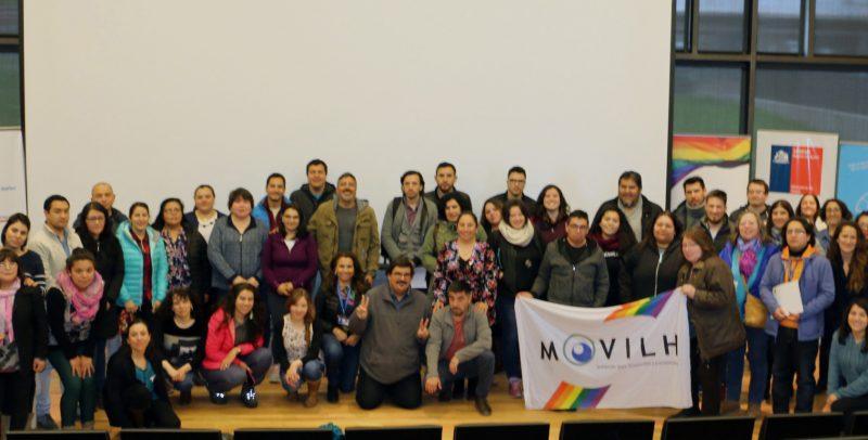 La Diversidad Sexual y de Género Fueron Temas del Encuentro Regional de Tratamiento de la Región de Aysén