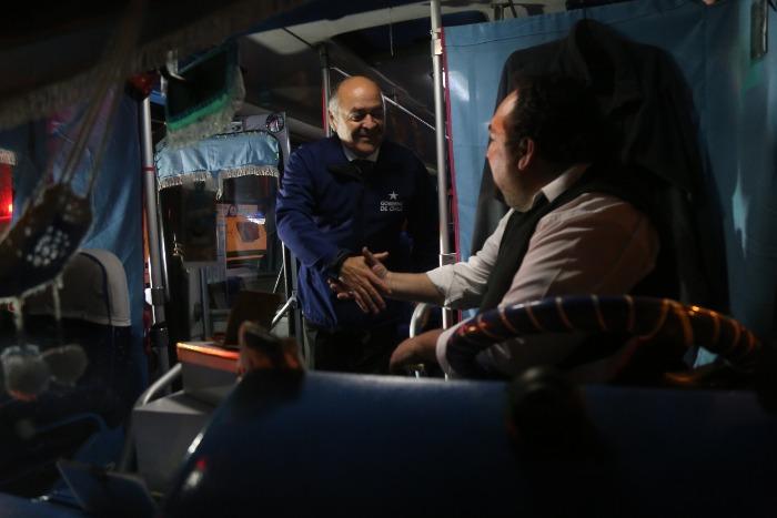 Con más ambulancias se inició campaña de Ambulancia Control Cero de SENDA Biobío