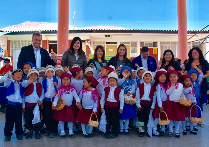 SENDA Arica Parinacota participó en Gobierno en Terreno localidad rural de Poconchile