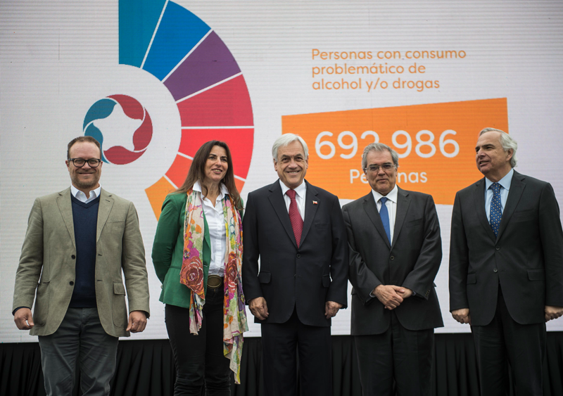 Presidente Piñera presenta programa para apoyar a grupos vulnerables de la sociedad