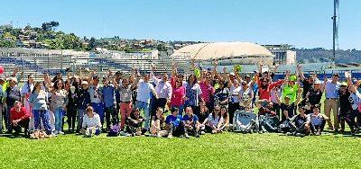 Más de 200 participantes tuvo la Olimpiada de Tratamiento en Talcahuano