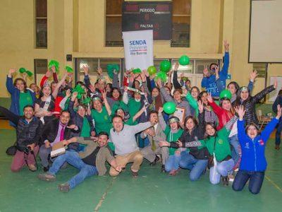 SENDA Previene Río Bueno realizó 9ª versión de Olimpíadas Preventivas para Educación de Jóvenes y Adultos 2018