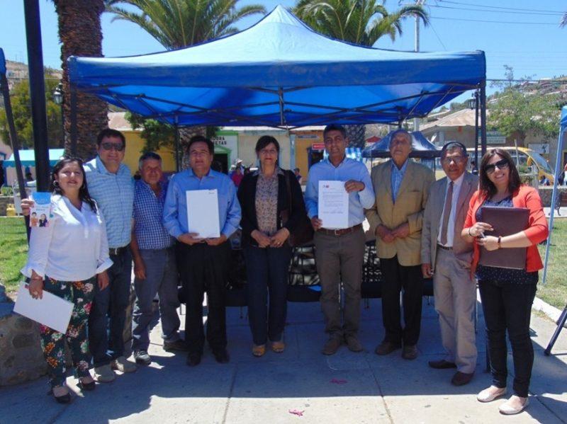 Implementan acciones para prevenir el consumo de drogas en Canela