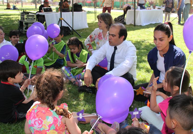Director de SENDA: «La droga y el alcohol destruyen la vida de nuestros hijos y para nuestro gobierno los niños están primero»