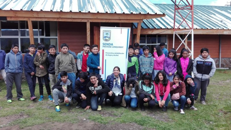 SENDA realiza primera jornada de prevención Intercultural en Icalma