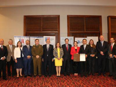 SENDA firmó protocolo de acuerdo sobre Tribunales de Tratamiento de Drogas y Alcohol en Aysén