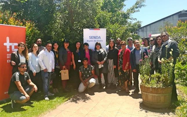 Exitosa jornada de egresados de programas de Integración Social en Biobío