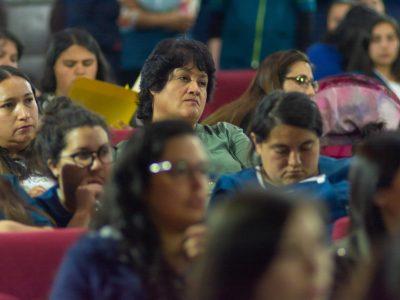 """Con éxito se llevó a cabo el segundo seminario «Familia y escuela, espacios para crecer"""""""