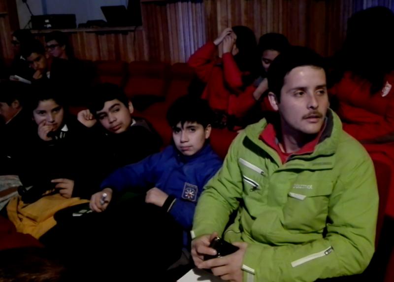 SENDA e IND por el deporte y prevención de drogas en Malleco