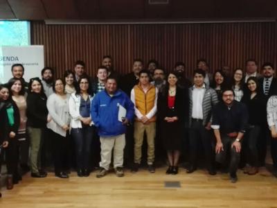 SENDA Araucanía y Municipios se reúnen para prevenir abuso del alcohol