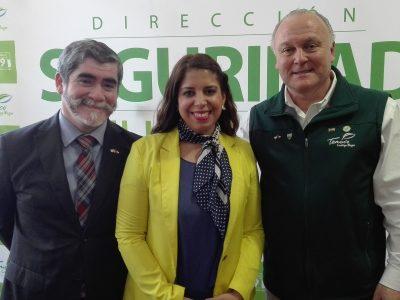 Directora SENDA Araucanía participa de jornada de impacto de comercio ambulante en seguridad de Temuco.