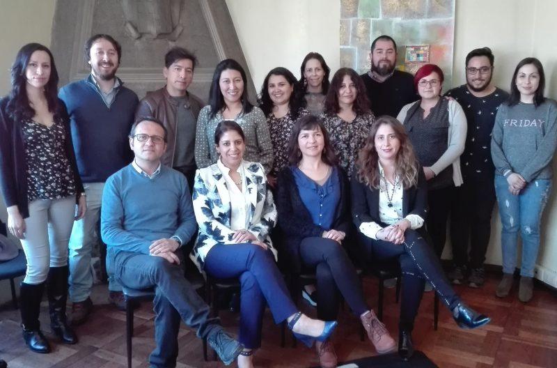 Directora de SENDA Araucanía visita centro de rehabilitación PAI Newenche