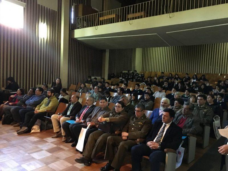 Realizaron seminario sobre prevención del consumo de alcohol y conducción responsable