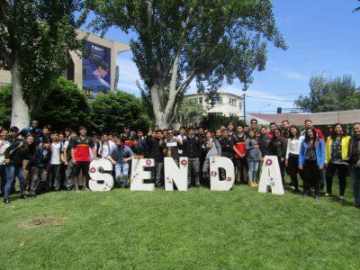 SENDA Previene Talca conmemoró el día mundial sin alcohol