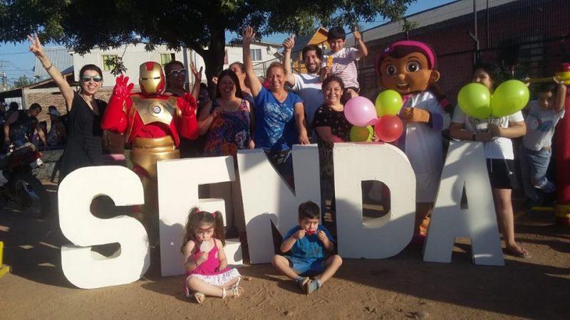 SENDA Previene Talca celebró Navidad en la junta de vecinos don Gonzalo 1