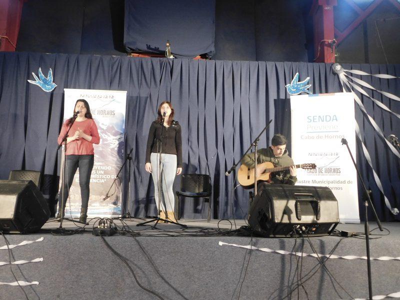 En Cabo de Hornos se realizó Feria Inclusiva promoviendo espacio para compartir en familia