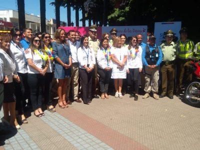 Autoridades de Curicó llaman a celebrar con responsabilidad este año nuevo