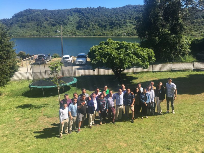 Director Nacional de SENDA visita Centro de Tratamiento Residencial en Puerto Montt