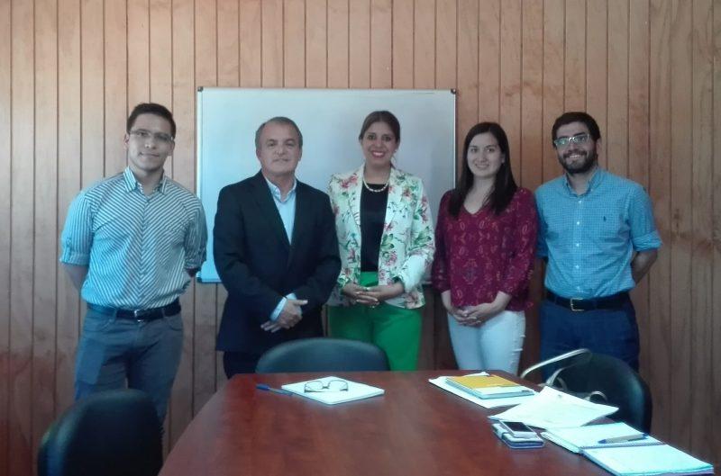 Directora Regional SENDA Araucanía realiza última asesoría técnica 2018.