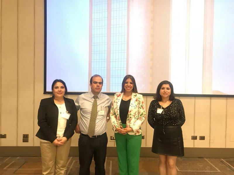 Directora Regional SENDA Araucanía y Previenes de Toltén y Pucón participan de jornada territorial en Santiago.
