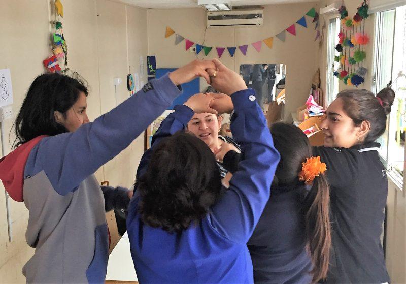 Senda Pichilemu y Dirección de Seguridad Pública realiza segundo taller para padres en Cáhuil