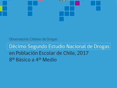 Principales resultados del Décimo Segundo Estudio Nacional de Drogas en Población Escolar, 2017