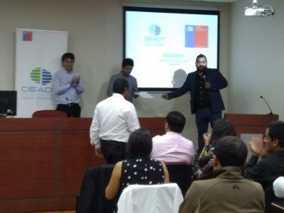 12 usuarios atendidos en el centro CEADT de Talca recibieron su alta terapéutica en el consumo de sustancias