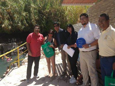 SENDA promueve campaña de prevención de alcohol y otras drogas en Pica