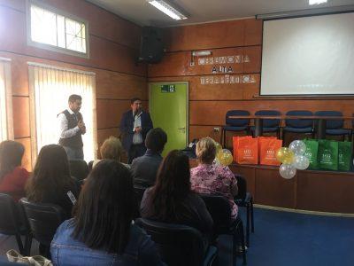 Entregan altas terapéuticas a usuarios de programa de tratamiento ambulatorio intensivo en Osorno