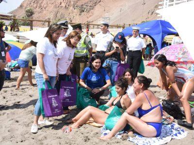 """Lanzan campaña """"SENDA Te Cuida"""" de prevención de consumo de alcohol y drogas."""
