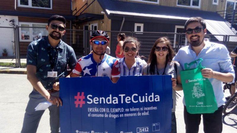 SENDA Previene Llanquihue promueve un verano con más actividades recreativas y  saludables